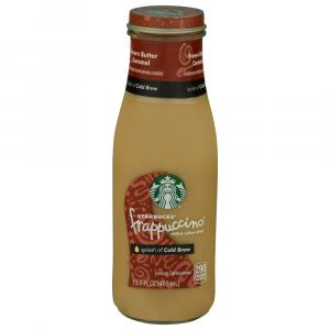Starbucks Frappuccino Brown Butter Caramel Coffee Drink