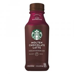 Starbucks Molten Chocolate Latte
