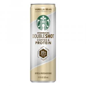 Starbuck's Doubleshot Coffee & Protein - Vanilla Bean