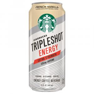 Starbucks Tripleshot Energy French Vanilla