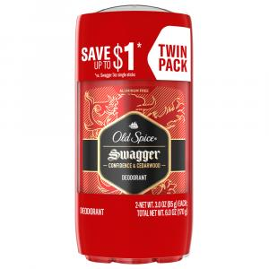 Old Spice Red Zone Swagger Deodorant
