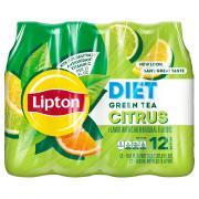 Lipton Diet Green Tea