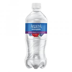 Aquafina Flavor Splash Berry Water
