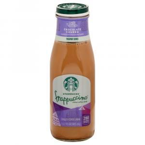 Starbucks Frappuccino Chocolate Churro