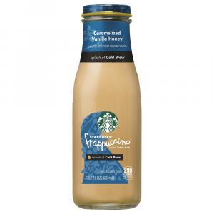 Starbucks Frappuccino Caramelized Vanilla Honey