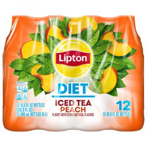 Lipton Diet Peach Tea