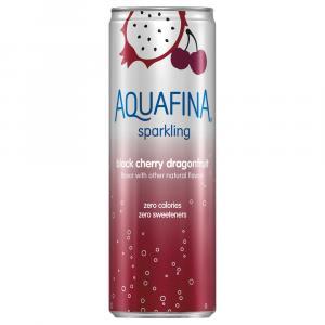 Aquafina Sparkling Black Cherry Dragonfruit