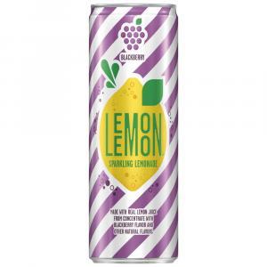 Lemon Lemon Sparkling Blackberry