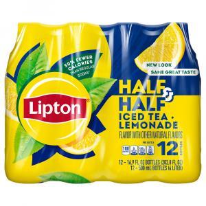 Lipton Half & Half Tea And Lemonade