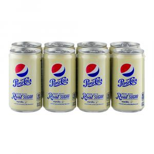 Vanilla Pepsi Real Sugar