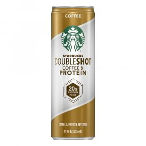 Starbuck's Doubleshot Coffee & Protein - Coffee