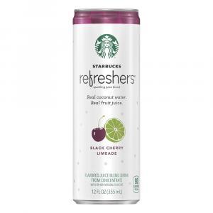 Starbucks Refreshers Black Cherry Limeade