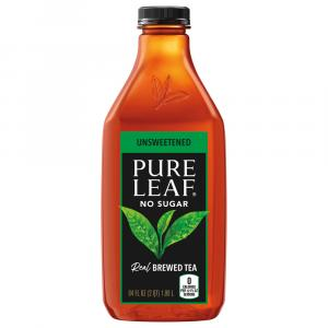 Pure Leaf Real Brewed Unsweetened Tea