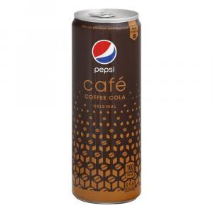 Pepsi Cafe Original Coffee Cola