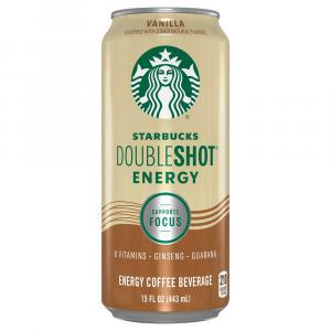 Starbucks Doubleshot Vanilla Energy Coffee Drink