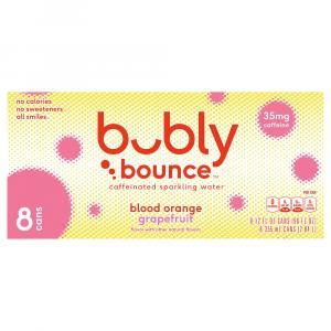 Bubly Bounce Orange Grapefruit Sparkling Water