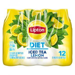 Lipton Diet Lemon Tea