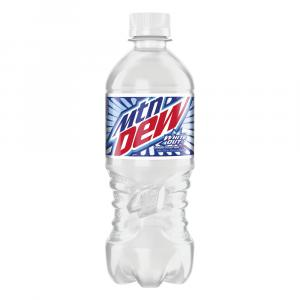 Mtn Dew White Out Smooth Citrus Dew