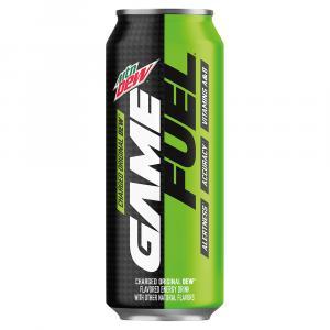 Mtn Dew AMP Game Fuel Charged Original Dew
