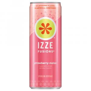 Izze Fusions Strawberry Melon