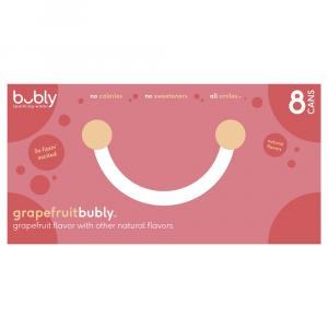 Bubly Grapefruit Sparkling Water