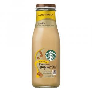 Starbucks Frappuccino Almondmilk Vanilla