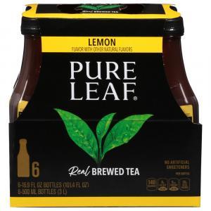Pure Leaf Lemon Tea