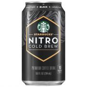 Starbucks Nitro Cold Brew Premium Coffee Drink