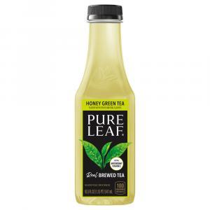Lipton Pure Leaf Not Too Sweet Honey & Green Tea