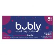 Bubly Blueberry Pomegranate Sparkling Water