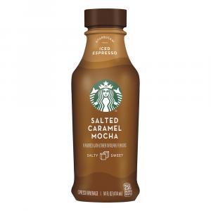 Starbucks Salted Caramel Mocha Latte