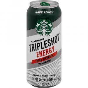 Starbuck's TripleShot Energy Dark Roast Energy Coffee Drink