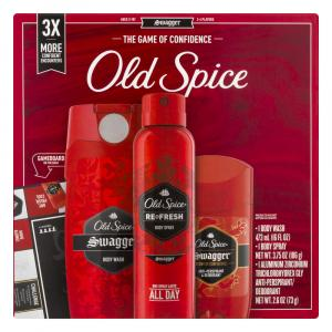 Old Spice 2019 Swagger Gift Pack