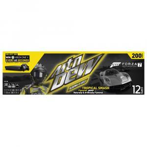Mtn Dew Game Fuel Tropical Smash Soda