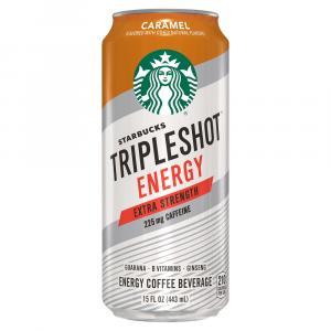 Starbucks Tripleshot Energy Caramel