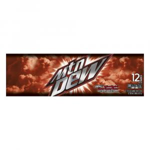 Mtn Dew Game Fuel Citrus Cherry