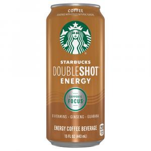 Starbucks Doubleshot Coffee Energy Coffee Drink