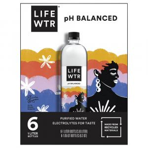 LIFEWTR Purified Water