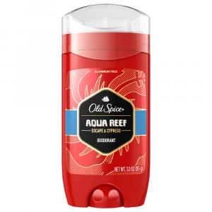 Old Spice Red Zone Aqua Reef Solid Deodorant