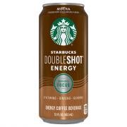 Starbucks Doubleshot Mocha Energy Coffee Drink