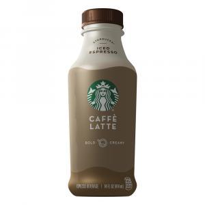 Starbucks Caffe Latte Iced Espresso