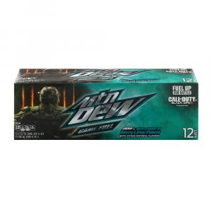 Mtn Dew Game Fuel Berry Lime