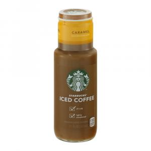 Starbucks Caramel Iced Coffee