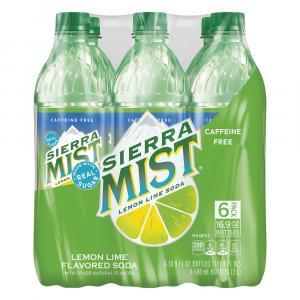 Sierra Mist Soda