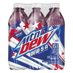 Mtn Dew Dew-S-A