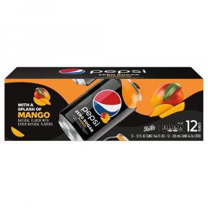 Pepsi Mango Zero Sugar