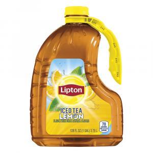Lipton Iced Tea With Lemon