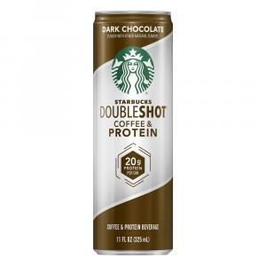 Starbuck's Doubleshot Coffee & Protein - Dark Chocolate