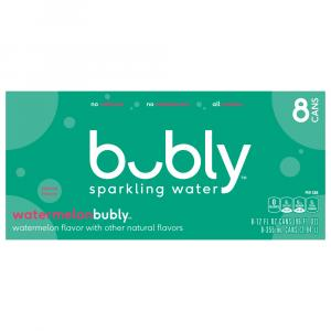 Bubly Watermelon Sparkling Water