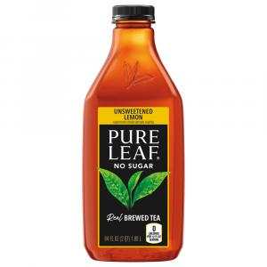 Pure Leaf Unsweetened Lemon Tea
